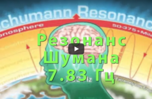 Резонанс Шумана. Настройка на частоту планеты Земля